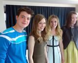 The Bling Ring : rencontre avec les jeunes acteurs du film