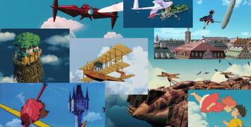 Hayao Miyazaki et le cinéma dans le ciel