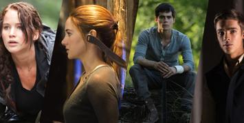 Le Labyrinthe, Hunger Games, Divergente : comment est-on passé d'ados à héros ?