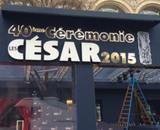 César 2015 : Les meilleurs moments en vidéo et en tweets