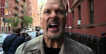 Michael Keaton n'a pas eu l'Oscar pour Birdman et c'est un scandale