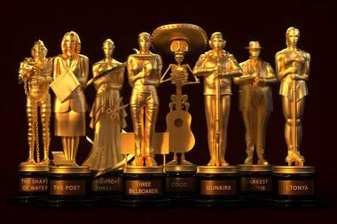 Oscar 2018 : suivez la cérémonie et découvrez le palmarès en direct