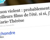 Micro-Critiques : Un poison Violent, Comme chiens et chats 2, Insoupçonnable...