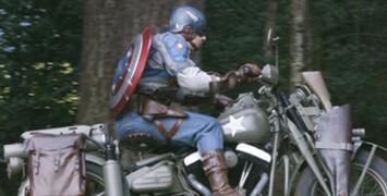 Le nouveau costume de Captain America
