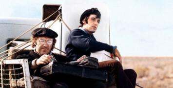 L'épouvantail de Jerry Schatzberg : un road-movie lyrique et à pied