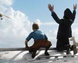 Les premières images de Tintin, le film de Steven Spielberg et Peter Jackson