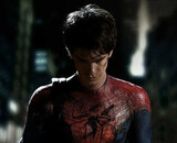 Première photo d'Andrew Garfield en Spider-Man
