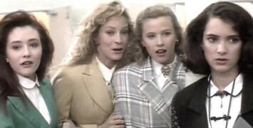 Heathers de Michael Lehmann (1989), le teen-movie mal intentionné