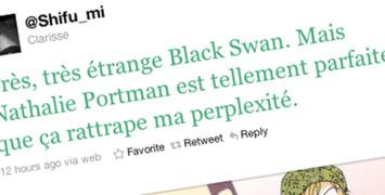 Micro-critiques: Tron l'héritage, Black Swan...