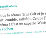 Micro-critiques: True Grit, 127 heures, Never say never...