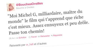 Micro-critiques : Thor, Bon à Tirer (B.A.T.), Moi Michel G...