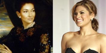 Eva Mendes incarne La Callas sur grand écran