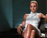 L'interrogatoire sans culotte de Sharon Stone dans Basic Instinct