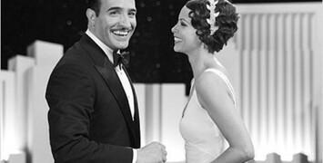 Jean Dujardin et The Artist nommés aux Golden Globes 2012
