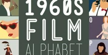 L'alphabet des films des sixties