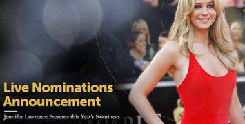 Oscars 2012 : Suivez l'annonce des nominations en direct