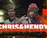 Suivez la Berlinale 2012 avec Chris & Hendy, nos envoyés spéciaux