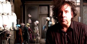 Tim Burton à la Cinémathèque : la Master Class en direct vidéo