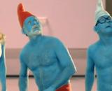 Trailer est-il ? This Ain't The Smurfs XXX, le retour des bleus-bites