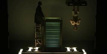 Houdini devient un magicien super-héros pour Gary Ross