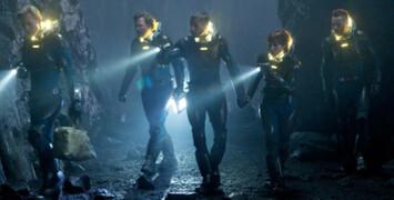 Prometheus est-il un film moderne ?
