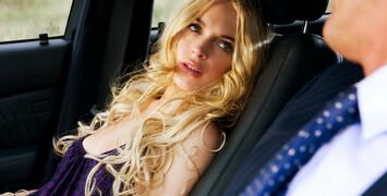 Lindsay Lohan face à un acteur porno dans The Canyons ?