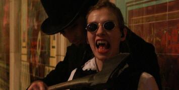 Abraham Lincoln chasse les vampires au Manoir de Paris