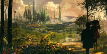 Oz the Great and Powerful de Sam Raimi : la bande-annonce