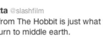 Peter Jackson pourrait repartir en tournage pour The Hobbit