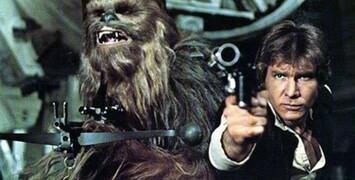 Chewbacca aura son biopic