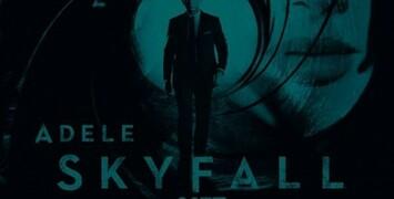BO : Skyfall, la chanson du nouveau James Bond par Adele