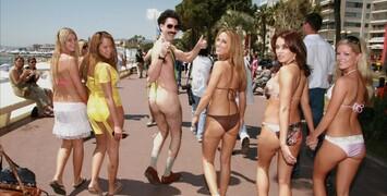 Sacha Baron Cohen bientôt dans... The Lesbian