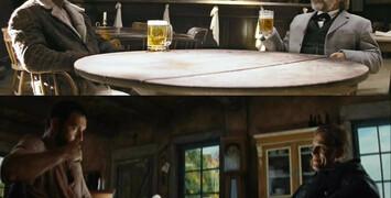 Second trailer de Django Unchained, le western de Tarantino