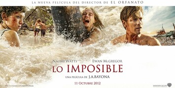The Impossible : démarrage record au box-office espagnol
