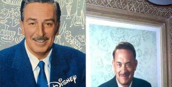 Premières images de Tom Hanks en Walt Disney dans Saving Mr. Banks