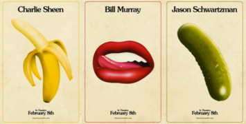 Charlie Sheen et Bill Murray dans le trailer déjanté de The Mind of Charles Swan