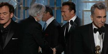 Golden Globes 2013 : Le palmarès complet