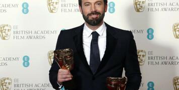 BAFTA 2013 : carton pour Argo et Ben Affleck, Emmanuelle Riva récompensée