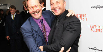 La team Gary Oldman/Tom Hardy rempile pour le thriller Child 44