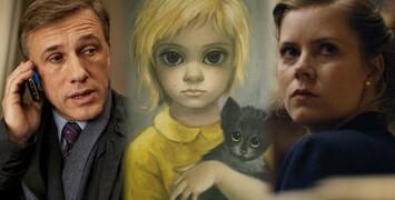 Big Eyes, le nouveau projet de Tim Burton