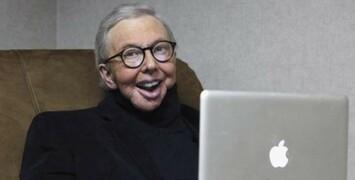 Hommage à Roger Ebert, le critique de cinéma américain décédé hier