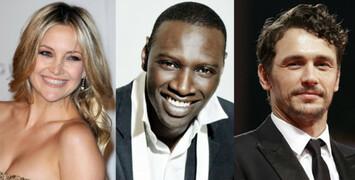 Omar Sy dans un thriller avec Kate Hudson et James Franco