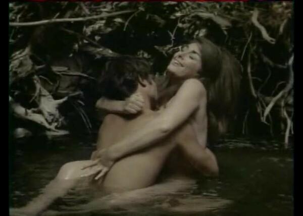 Avoir des relations sexuelles dans l'eau