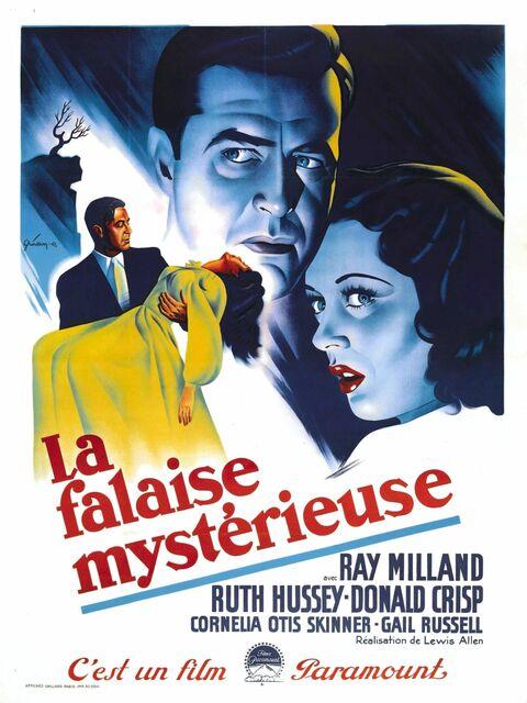 La Falaise mystérieuse