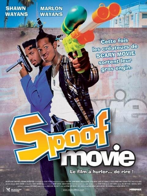 Spoof movie