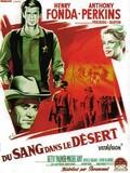 Du sang dans le désert