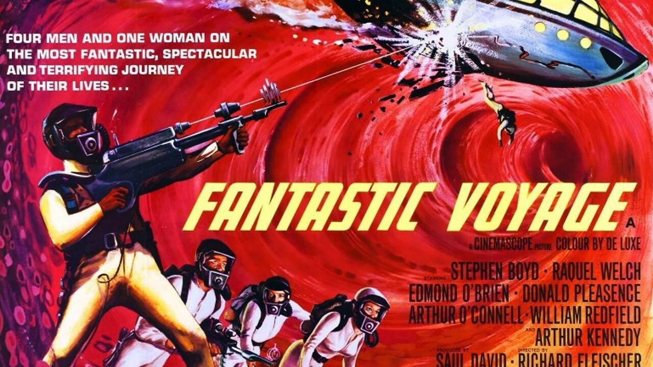 Die Phantastische Reise 1966 Stream