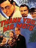 Le Serment de Mr. Moto