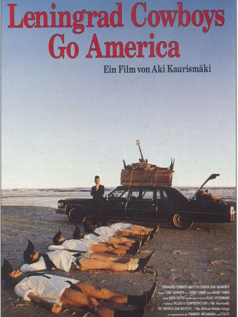 film : Leningrad Cowboys Go America