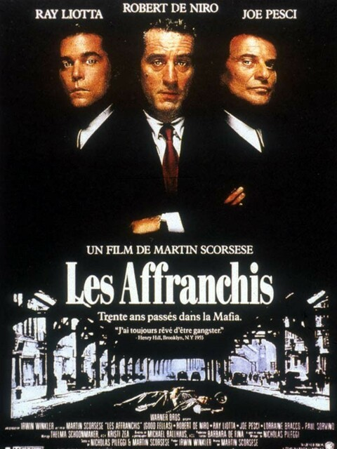 film : Les Affranchis